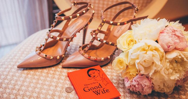 Buty z ćwiekami – stylowy dodatek