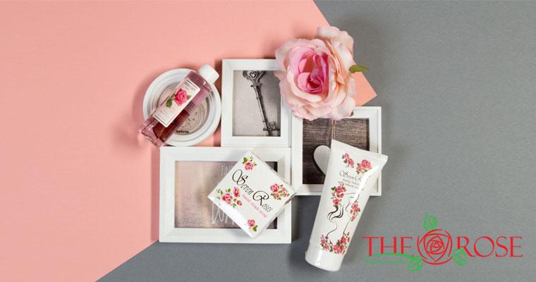 Urodowe wtorki: kosmetyki naturalne The Rose