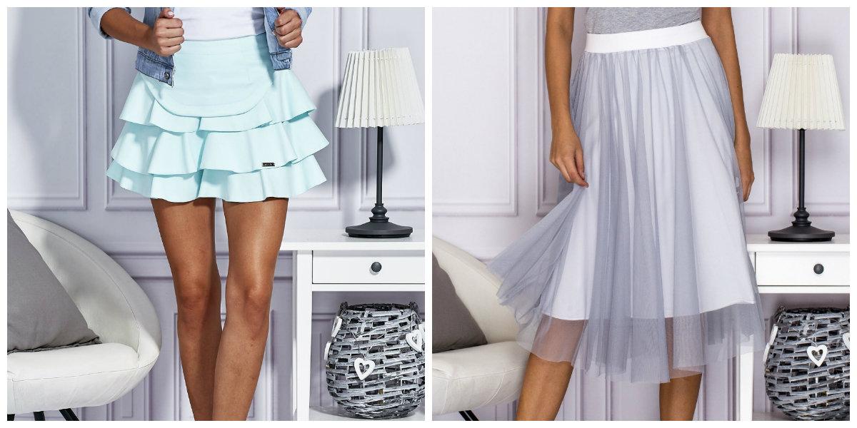 Modne spódnice na nowy sezon - blog eButik pl