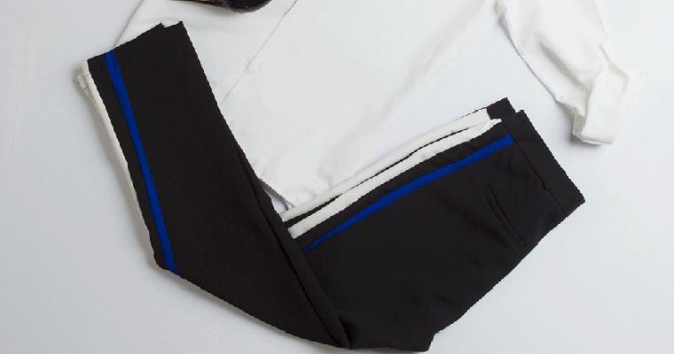 Spodnie cygaretki – odkryj eleganckie modele
