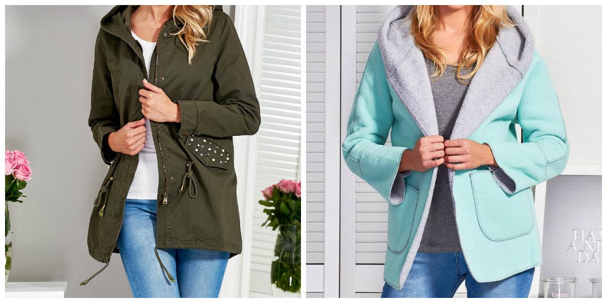 modne kurtki przejściowe na jesień