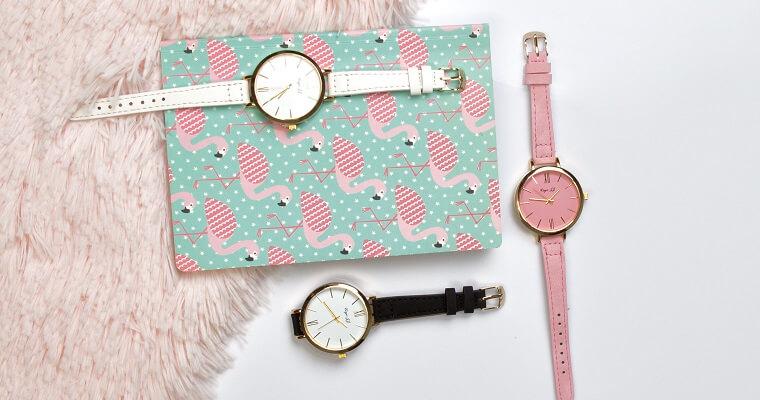 Modne zegarki damskie – ciekawe modele