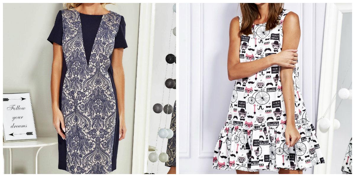 e07a02a80c Sukienki w oryginalne wzory  najlepsze modele specjalnie dla Ciebie!