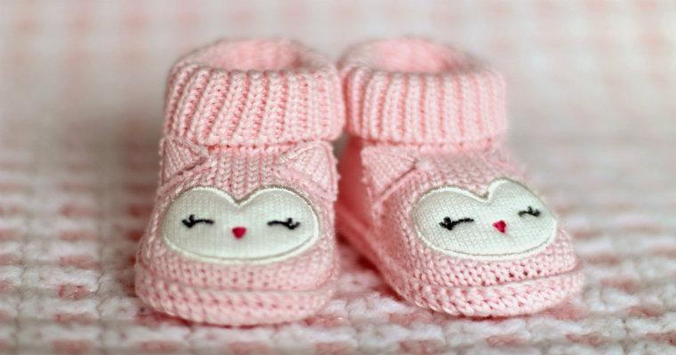 Buty dla niemowlaka – jakie wybrać?