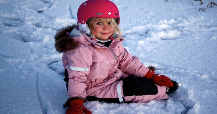 Kombinezony dziecięce na zimę