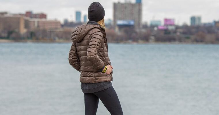 Damskie kurtki puchowe na sezon jesień-zima