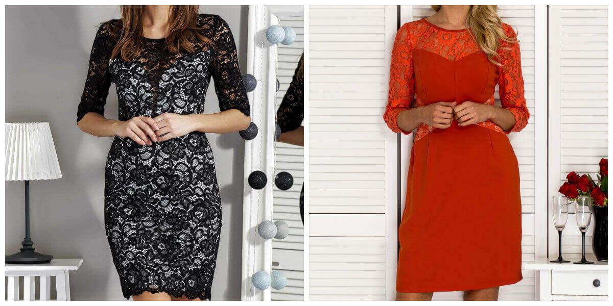 7c984ee1 Sukienka koronkowa: najpiękniejsze modele - Blog eButik.pl