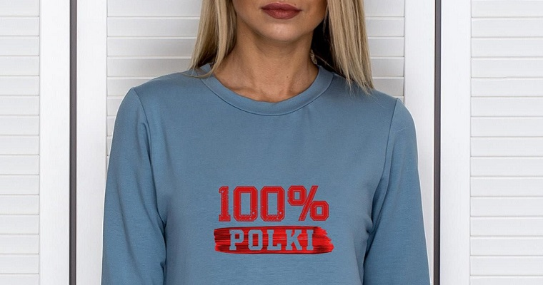Bluzy patriotyczne dla kobiet
