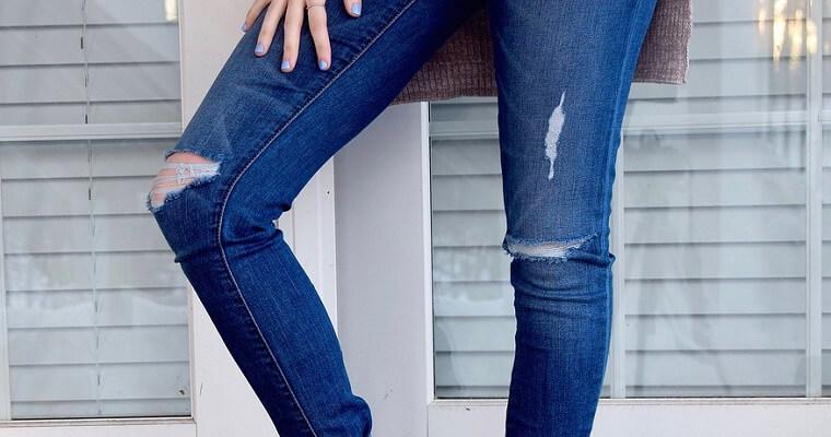 Modne jeansy: modele na sezon jesień-zima