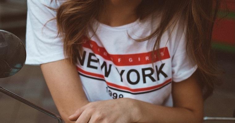 Damskie t-shirty z napisami