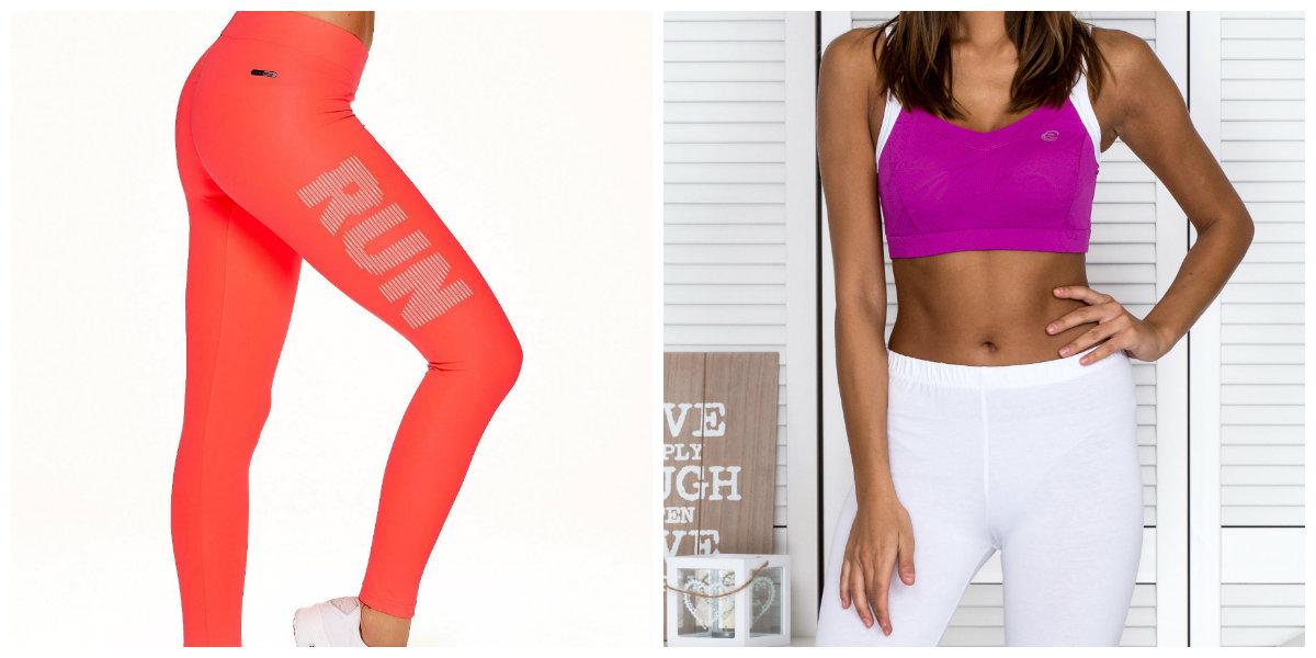 odzież fitness damska