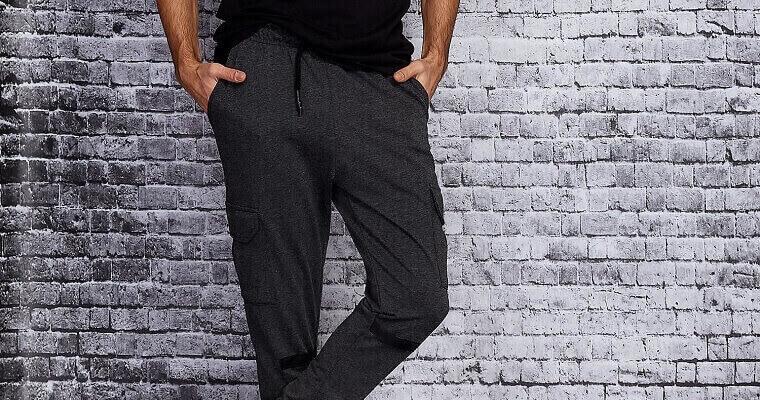 Joggery – doskonałe spodnie dla każdego mężczyzny