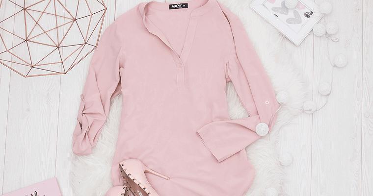 Pastelowy róż: przegląd modnych ubrań
