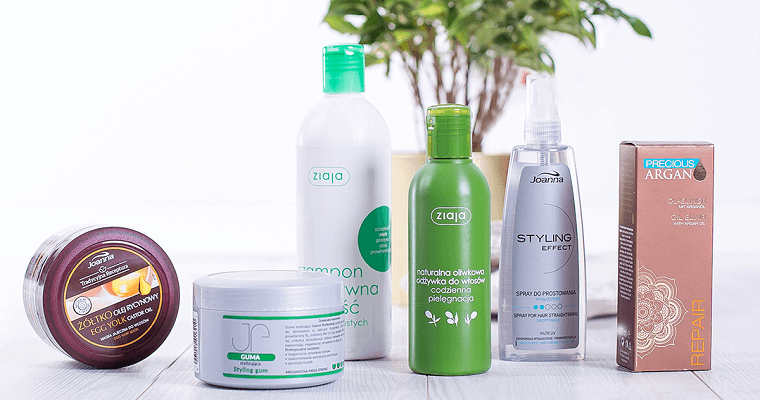 Kosmetyki do włosów: jakich używać?