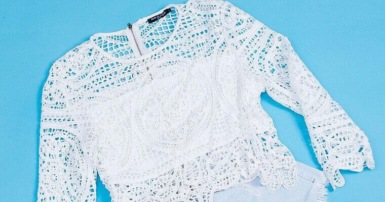 Białe ubrania na lato: jakie wybierać?