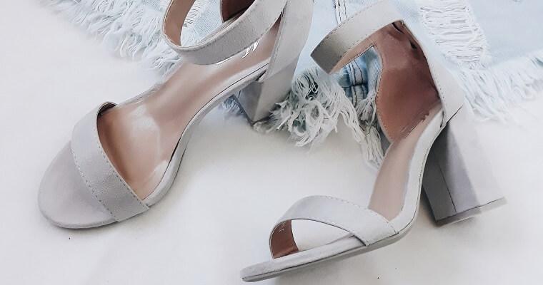 Sandały damskie: najmodniejsze fasony