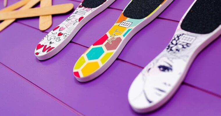 Zadbaj o swoje stopy z tarkami PodoShop