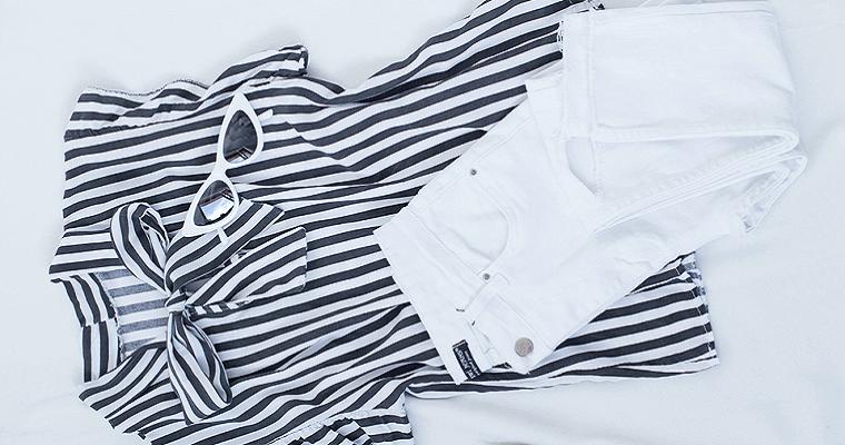 Białe spodnie – jakie modele wybierać i z czym je łączyć?