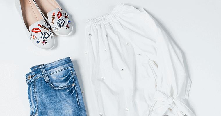 Białe koszule na 3 sposoby: stylizacje