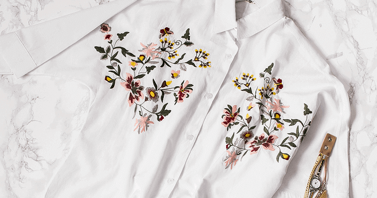 Koszule z haftem: jakie modele wybierać?
