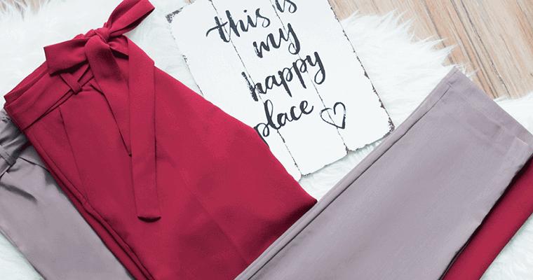 Spodnie dla rożka: odpowiednie fasony