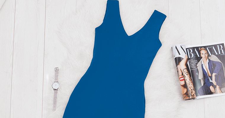 Sukienki dla klepsydry: ciekawe modele