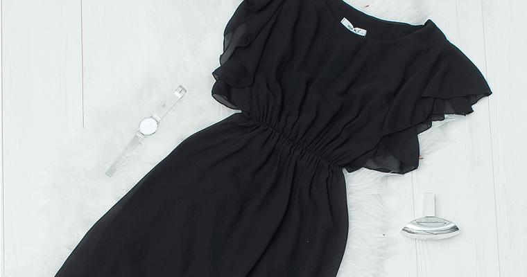 Sukienki dla kolumny: ciekawe modele