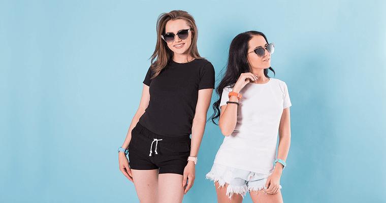 T-shirty basic nie tylko na co dzień