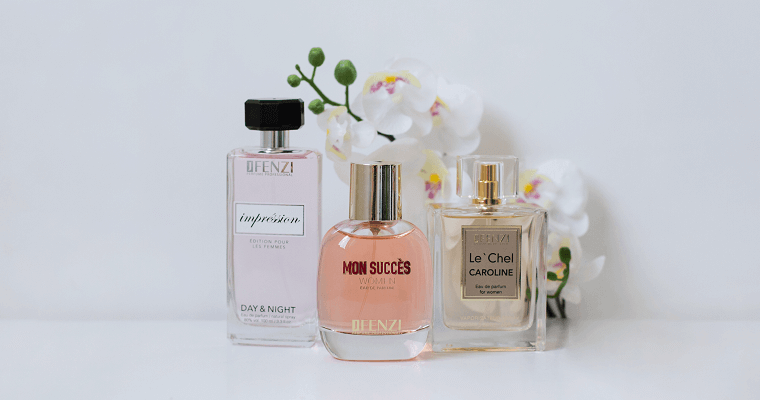Zapachy JFenzi – odkryj przepiękne wody perfumowane