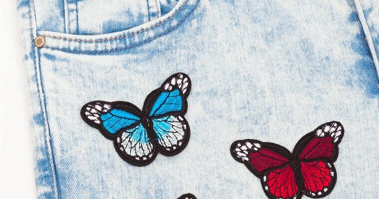 Ozdoby do odzieży – drugie życie ubrań