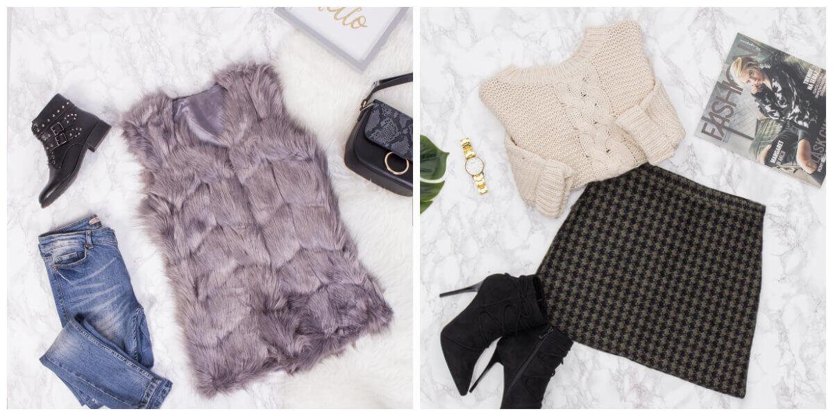 garderoba idealna ubrania na jesień