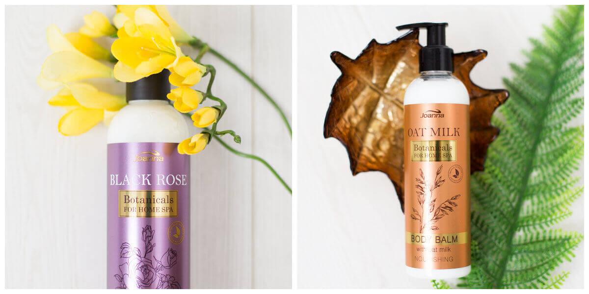 Kosmetyki Joanna Botanicals for home SPA