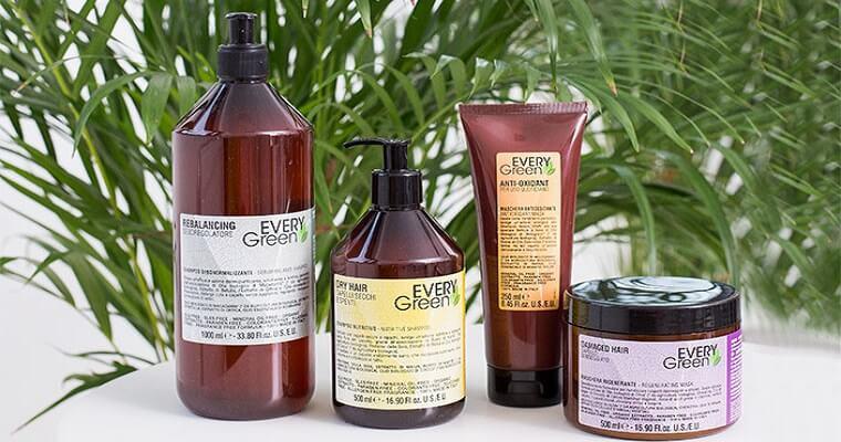 Every Green – naturalne kosmetyki do włosów