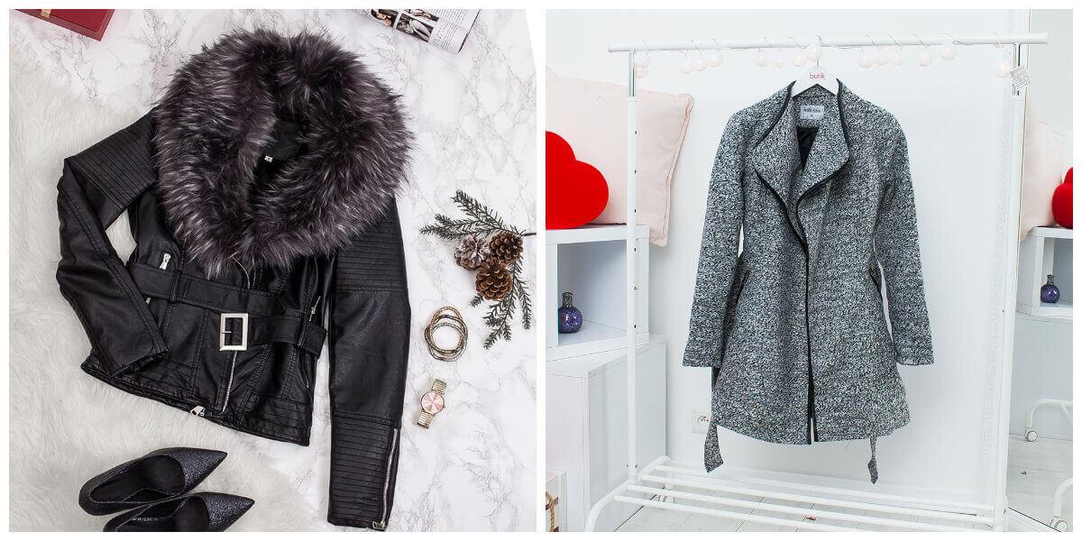 płaszcze czy kurtki