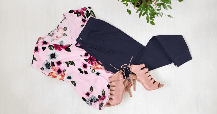 Spodnie dresowe w eleganckiej stylizacji: 5 zestawów