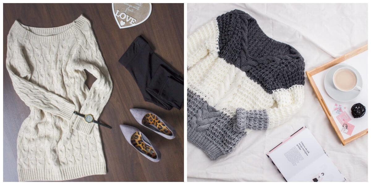 swetry dla różka