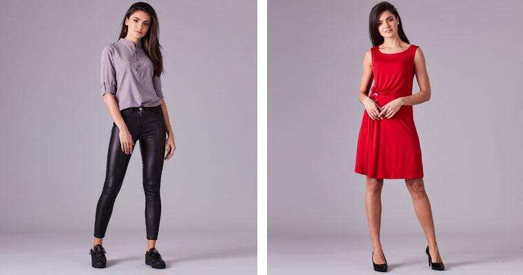 Modny strój na Walentynki – spodnie czy sukienka?