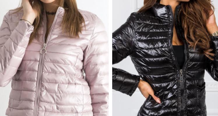 Pikowana kurtka – modna i wygodna