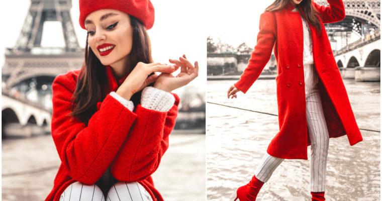 Paryski styl ubioru – poznaj sekret szyku paryżanek!