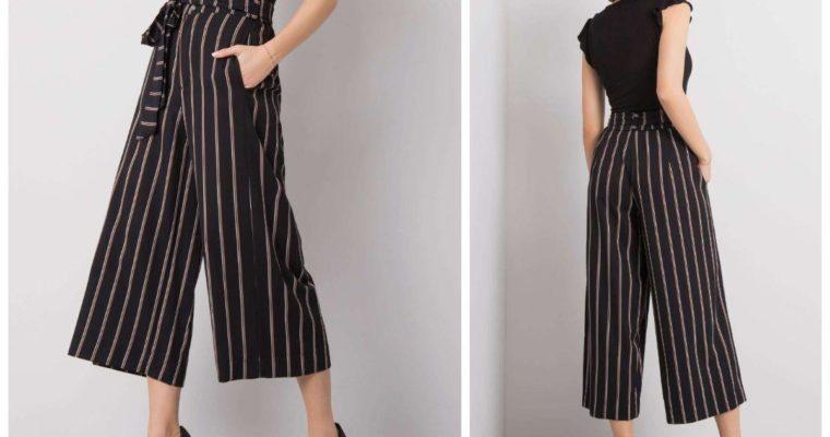 Szerokie spodnie – różne rodzaje i jak je nosić