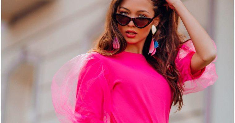 Neonowe ubrania – wyróżnij się wiosną!
