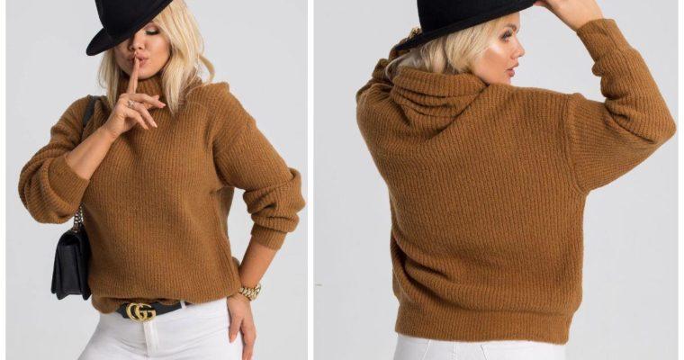 Sweter zimowy plus size – wybieramy najmodniejszy