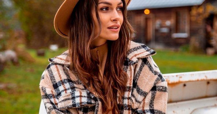 Flanelowa koszula – idealna do zimowych stylizacji