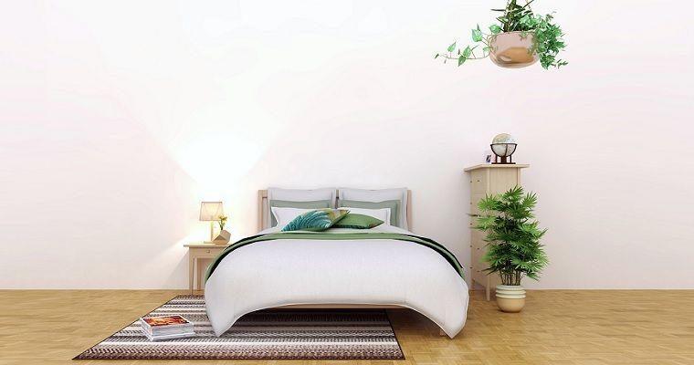 Modne dodatki do sypialni – trendy 2020