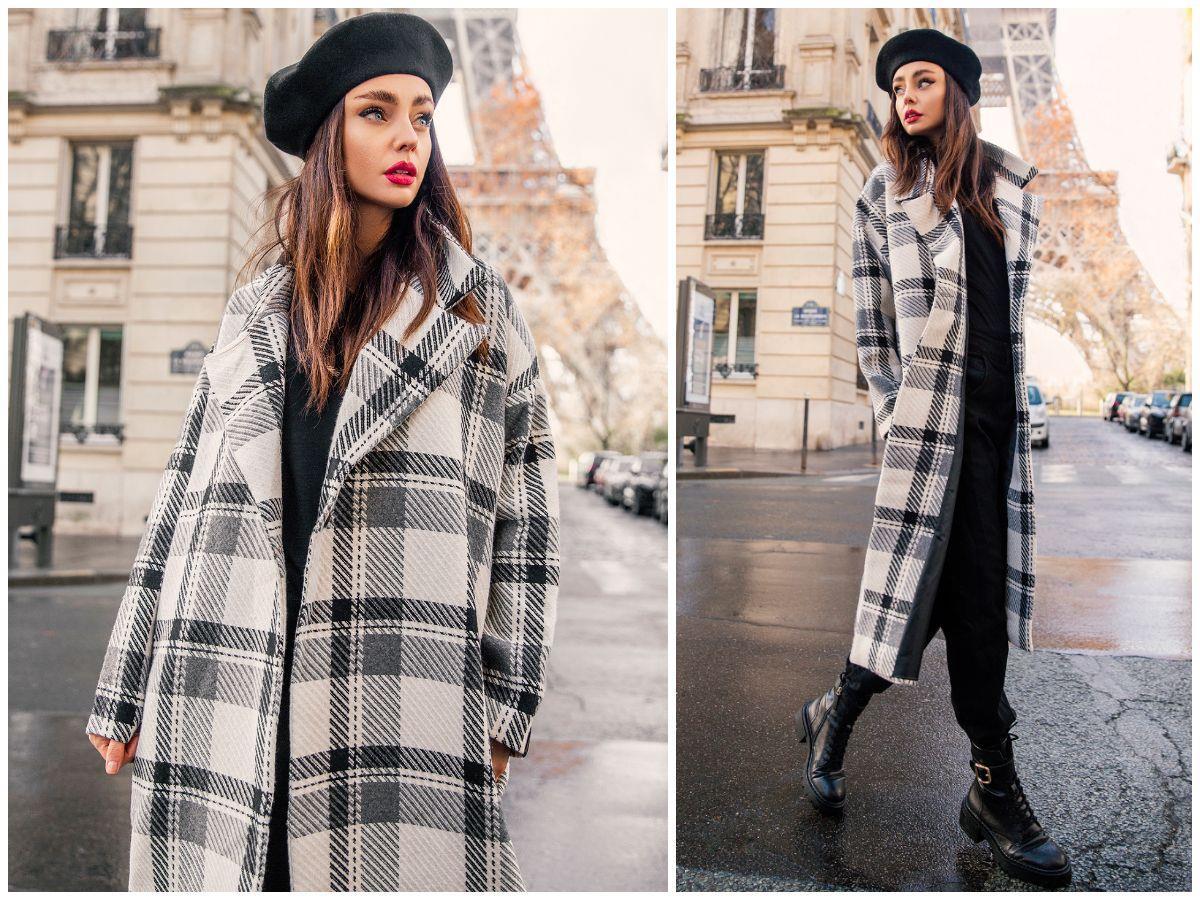 Płaszcz damski w 3 modnych odsłonach