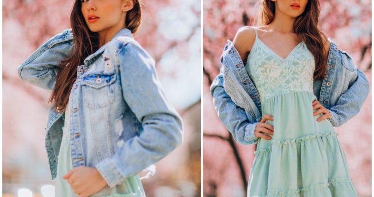 Kurtki jeansowe – Twój wiosenny niezbędnik