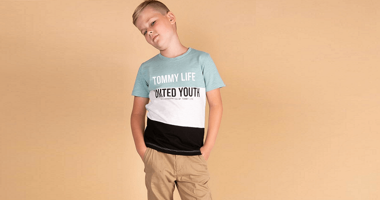 Tanie t-shirty dla chłopców na jesień
