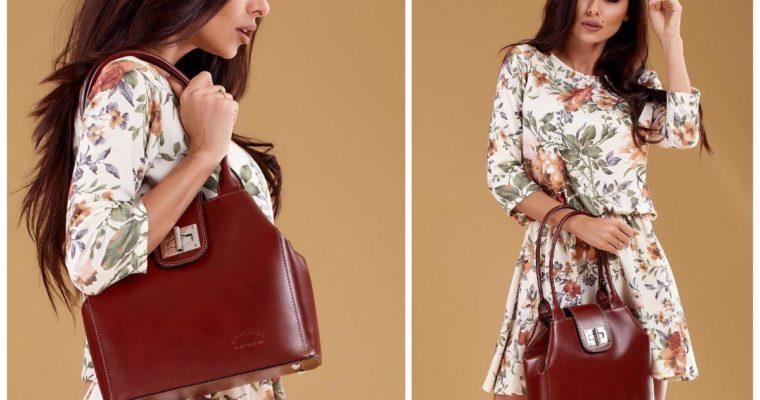 Skórzane torebki damskie – ponadczasowy szyk