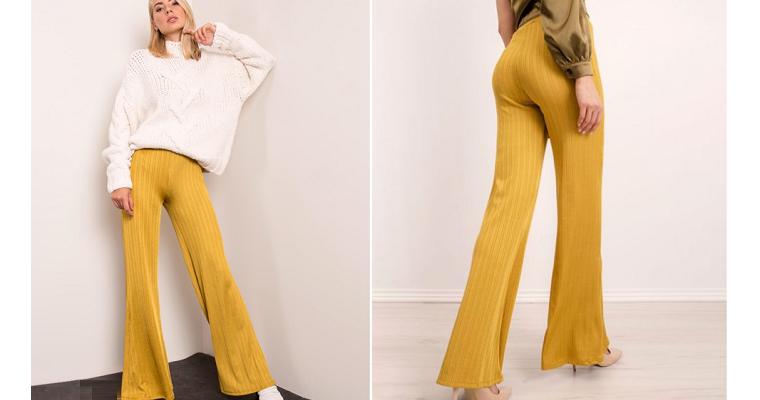 Szerokie spodnie damskie – modne stylizacje