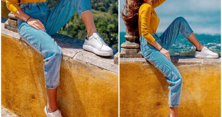 Jeansy damskie – znajdź swój idealny fason!